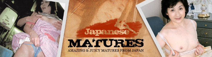 enter Japanese Matures members area