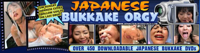 enter Japanese Bukkake Orgy  members area